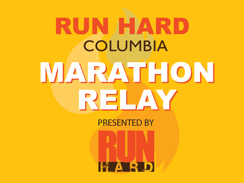 Run Hard Marathon Relay